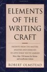 Elements of the Writing Craft