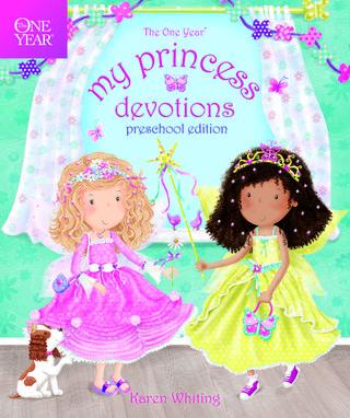Karen Whiting princess cover