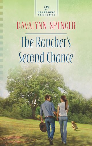 Davalynn Spencer's book cover