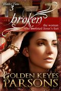 Golden Keyes P Broken Front cover