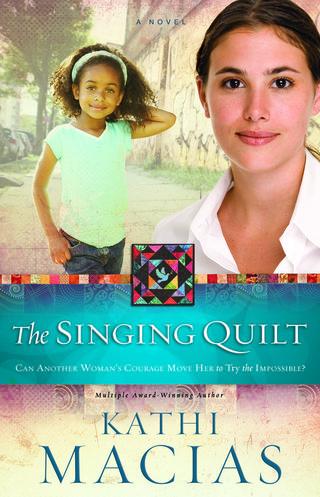 Kathi Macias front cover Singing_300cymk