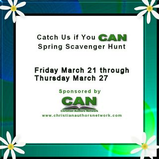 Catch Us If You CAN Spring Scavenger Hunt